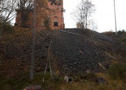 Maskinhuset vid Tuna-Hästberg gruva