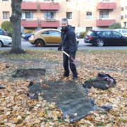 Andreas Antelid lägger igen meterrutorna