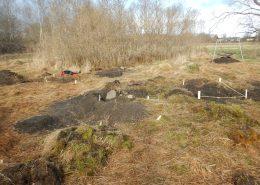 Arkeologisk undersökning i Dalarna