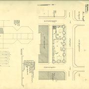 Den planerade lekparken 1953