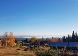Utsikt från Fryksås fäbod